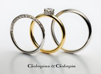 Galopine&Galopin(ガロピーネ・ガロパン)