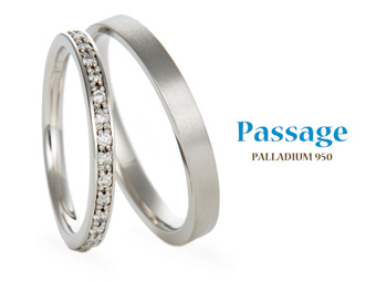 新潟結婚指輪・婚約Passage DR115-116