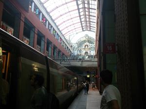 スギポール空港駅