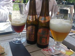 修道院と地ビール