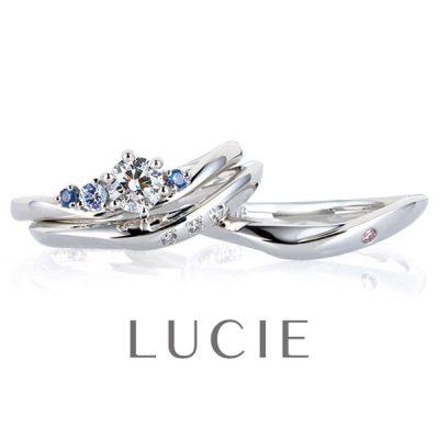 新潟で結婚指輪を探すならルシエのドルフィンブローチで