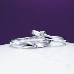 新潟で俄NIWAKAniwakaのuizakura結ゆいYuiの結婚指輪を探すなら県内最大級の品揃えのBROOCHブローチへ