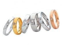 新潟で人気の結婚指輪のリング幅はどれ?ダイヤモンドプラチナの人気リング
