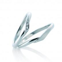 新潟結婚指輪婚約指輪人気ブランドマリアージュ可愛い華やかダイヤモンド