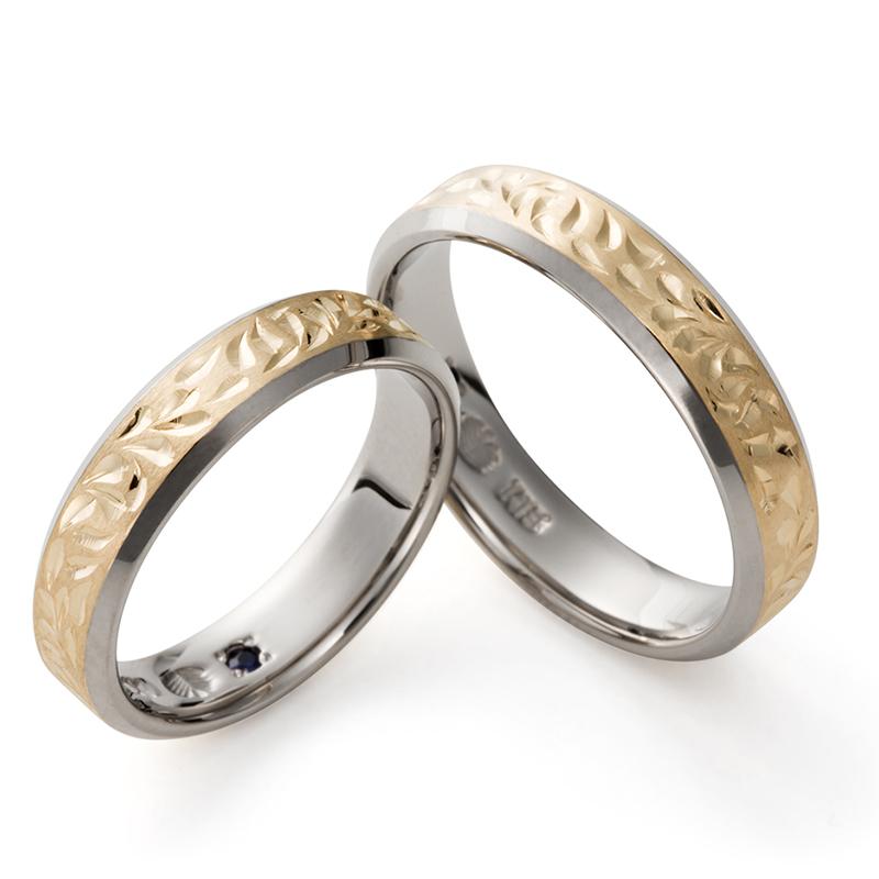 ハワイアンジュエリーのご結婚指輪とご婚約指輪をお探しならMAKANA
