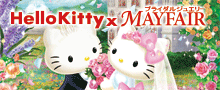 Hello Kitty x MAYFAIR