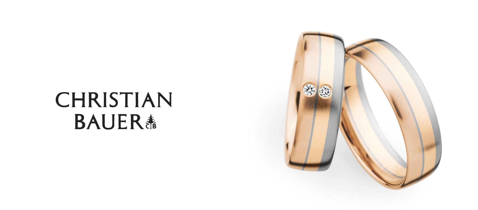 新潟で人気の結婚指輪と婚約指輪 BROOCH 鍛造(たんぞう)ジュエリー | 太め鍛造結婚指輪はドイツのマイスターが手掛けるクリスチャンバウアーで選ぼう