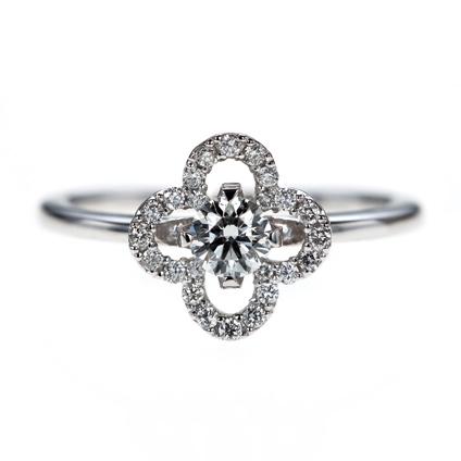 アントワープブリリアント エンゲージ婚約指輪
