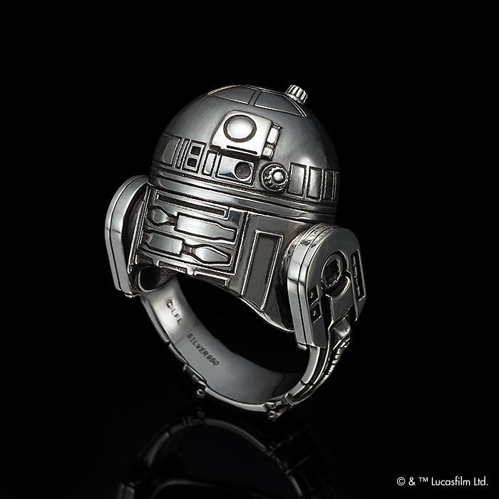 R2-D2 ヘッドリング