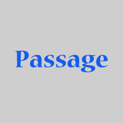 Passage 誕生石プレゼントフェア