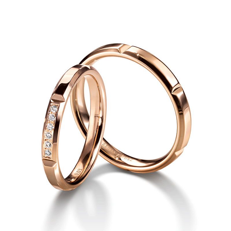 Wedding band / Chocolate