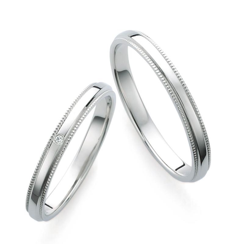 新潟でご婚約&ご結婚指輪をお探しならPetitmarie新潟BROOCHへ