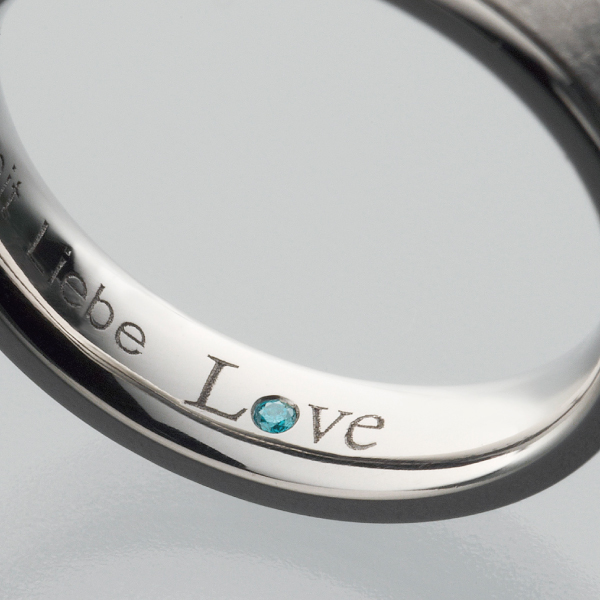 【Euro Wedding Band】Love 2 Blue Campaign