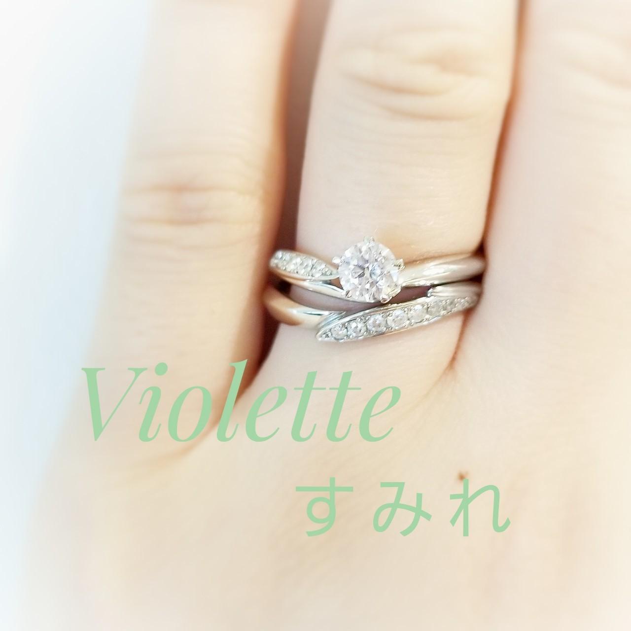 新潟結婚婚約指輪マリッジエンゲージリングブライダルLAPAGEラパージュセットBROOCHブローチ