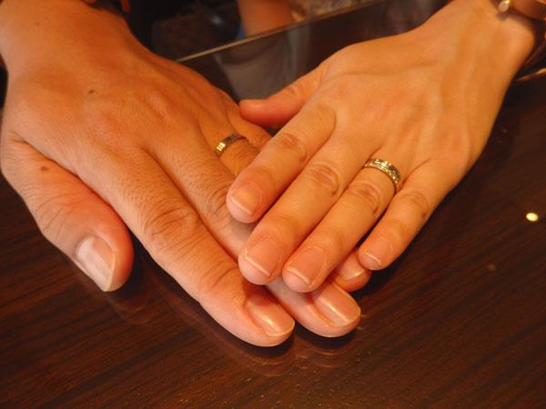 BROOCH 新潟 結婚指輪
