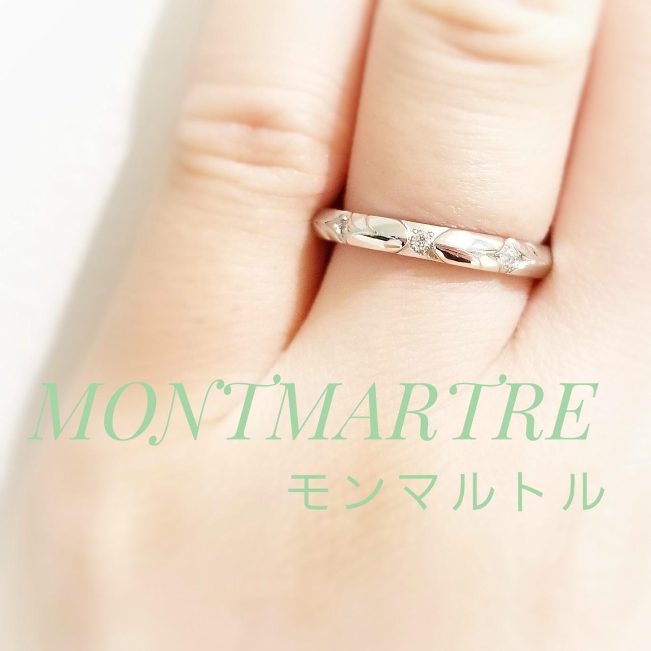 新潟結婚婚約指輪マリッジエンゲージリングブライダルLAPAGEラパージュセットBROOCHブローチモンマルトル