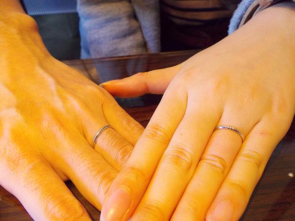 BROOCH 新潟 結婚指輪 婚約指輪