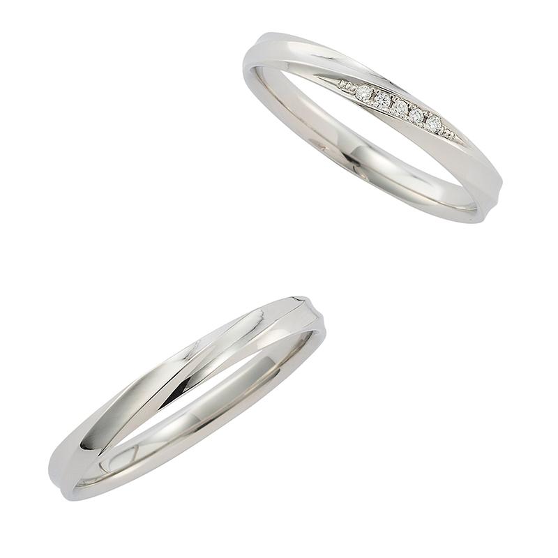 シンプルで使いやすい結婚指輪はinsenbre