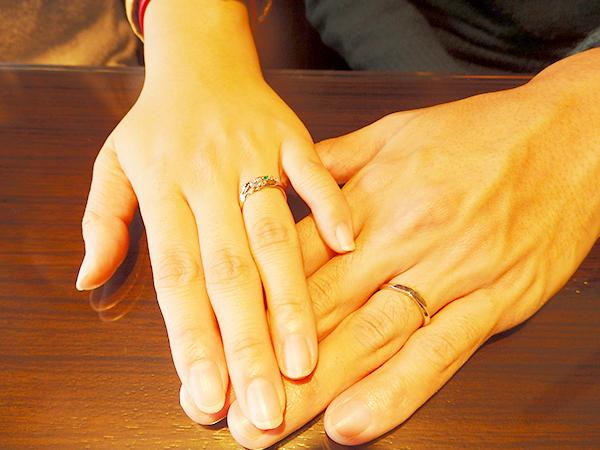 新潟 結婚指輪 婚約指輪