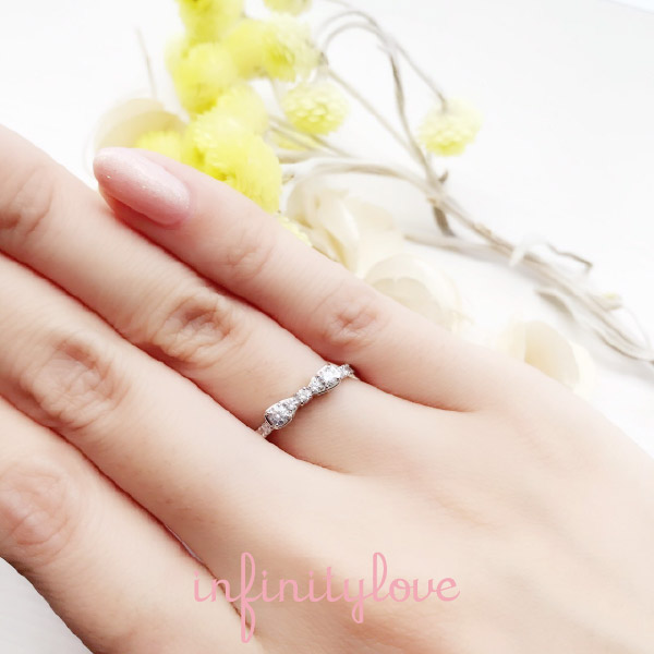 新潟のダイヤモンドリング