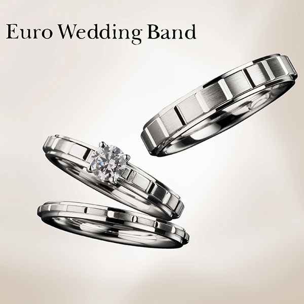 Euro Wedding Band プラチナキャンペーン 2019