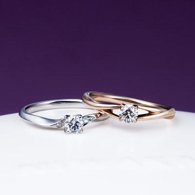 新潟で俄にわかの結婚指輪婚約指輪を探すなら新潟県最大の品ぞろえBROOCHブローチへことのは
