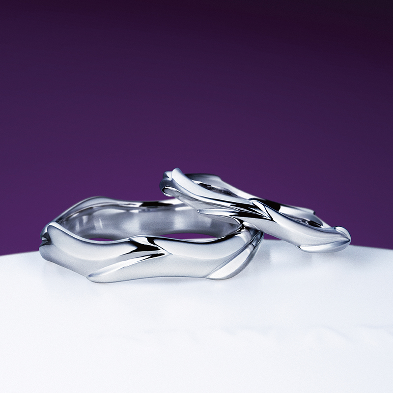 NIWAKAくじら俄ブランドの人気結婚指輪は正規取り扱い店のBROOCH(ブローチ)へ