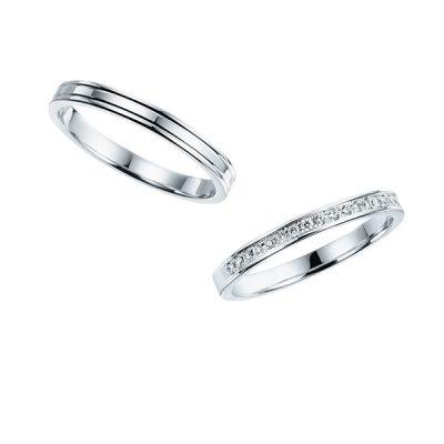 新潟BROOCH結婚指輪ロルウルトラハードプラチナ頑丈