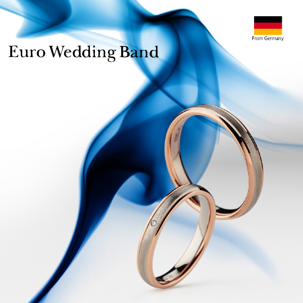 Euro Wedding Band Love2 Blue Campaign