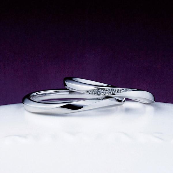 新潟で人気の結婚指輪NIWAKA