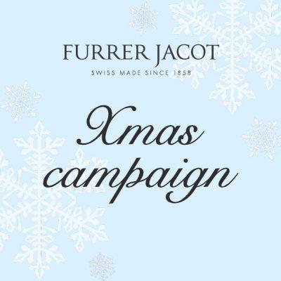 新潟furrerjacot(フラージャコー)クリスマスキャンペーン