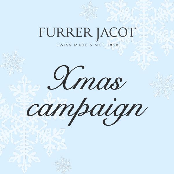 FURRER JACOT クリスマスキャンペーン2018