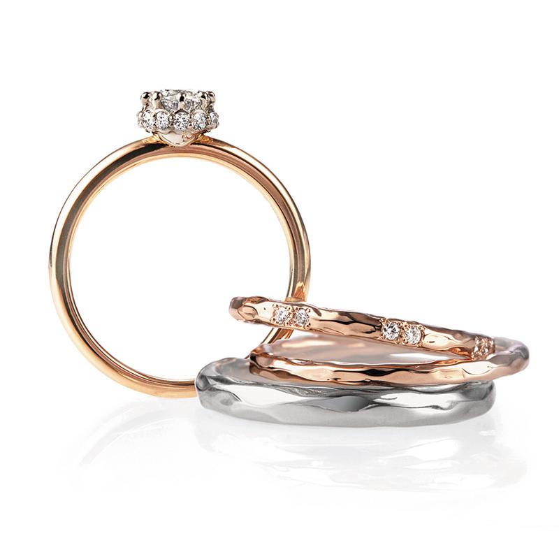 新潟でプロポーズするならLUCIE(ルシエ)の婚約指輪エンゲージリング