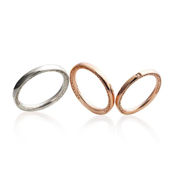 新潟で結婚指輪を選ぶならLUCIE(ルシエ)マリッジリング