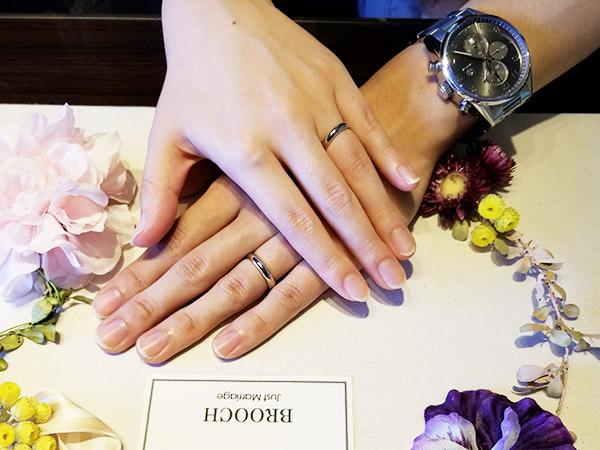 新潟のK.uno(ケイウノ)結婚指輪マリッジリング