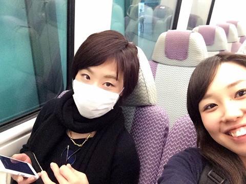 九龍駅に到着です