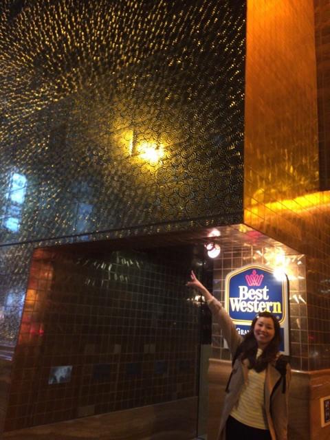 ベストウエスタングランドホテル 香港