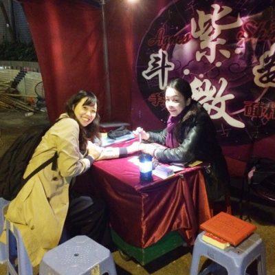 香港の占い BROOCH新潟 プチプラジュエリーバイヤー旅 結婚指輪婚約指輪