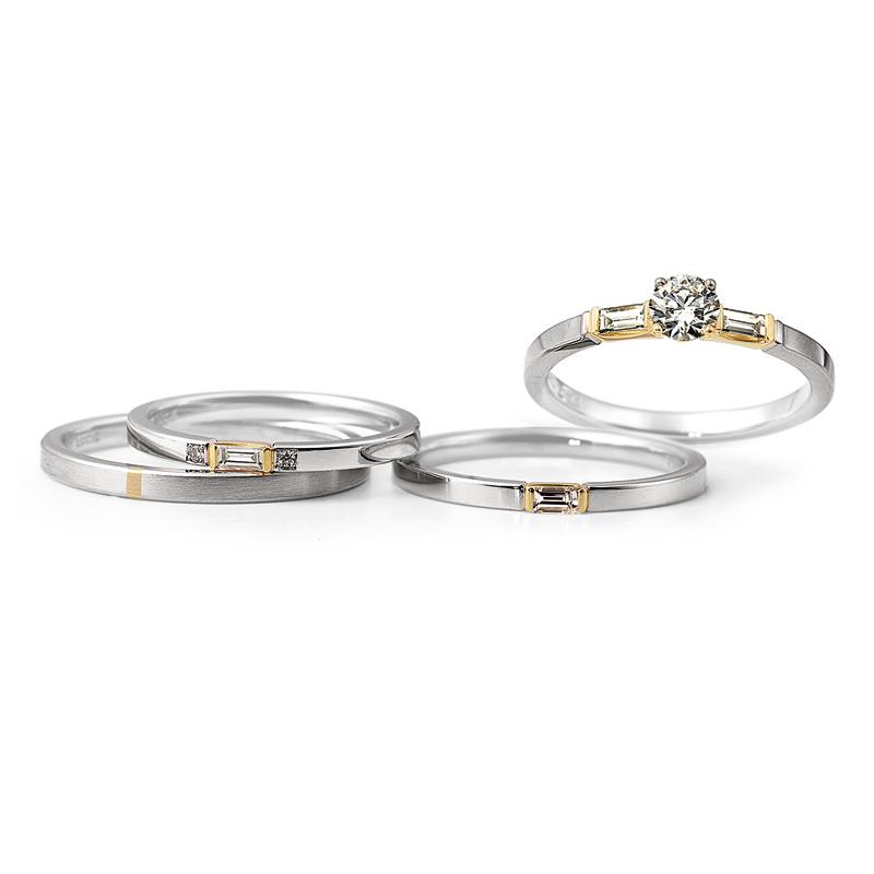 新潟で指輪を買うならLUCIE(ルシエ)の結婚指輪