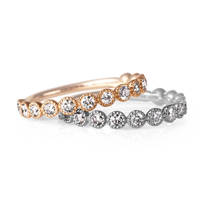 新潟でプロポーズするならLUCIE(ルシエ)のダイヤモンドリング