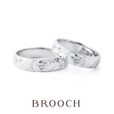 新潟で可愛い結婚指輪、ハワイアンジュエリーをお探しならBROOCHがオススメ!人と被らないハワイアンで人気の指輪をご紹介いたします。