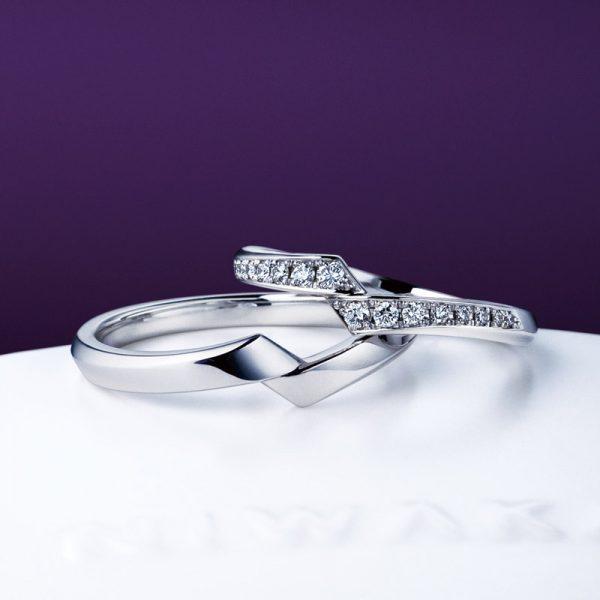 新潟で独創性ある結婚指輪はNIWAKA