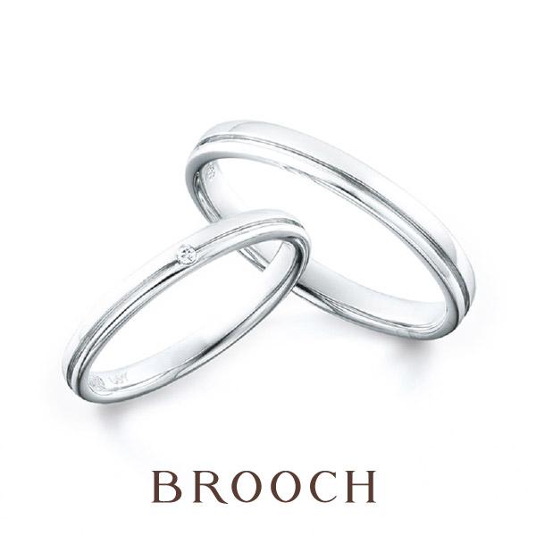 新潟で王道シンプル和結婚指輪ならイサロイがおすすめ