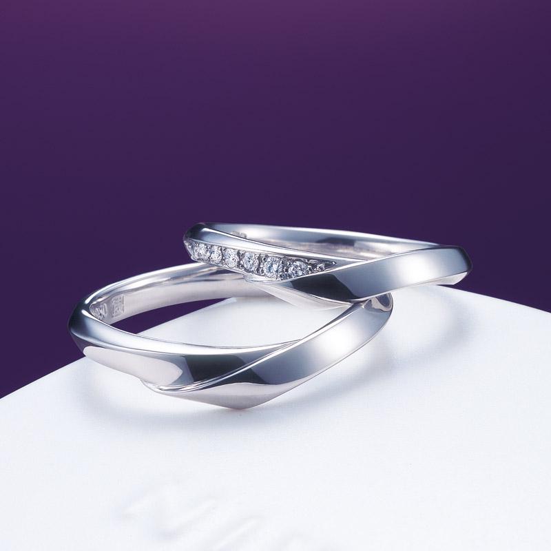 新潟で結婚指輪、婚約指輪をお探しならブローチで取り扱いのある俄の単衣がおすすめ
