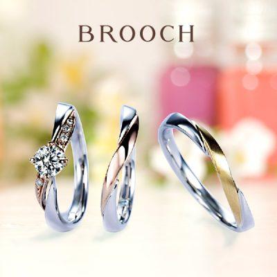 新潟 結婚指輪 婚約指輪 新婚 カップル ラパージュ フルール 可愛い 花 フラワー モチーフ
