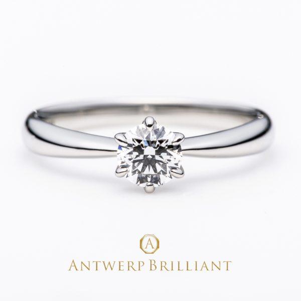 新潟で人気の婚約指輪ブランドのANTWERP BRILLIANT(アントワープブリリアント)はダイヤモンドがきれい