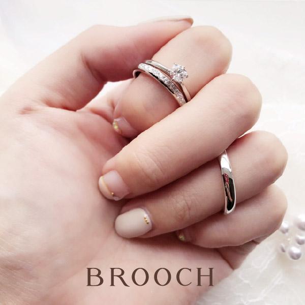 新潟 結婚指輪 婚約指輪 サプライズ プロポーズ ブライダ BRIDGE ブリッジ まろぎ
