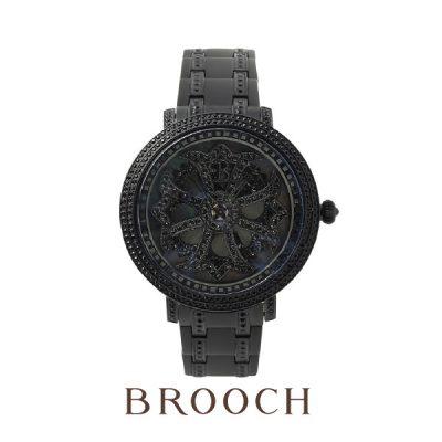 注目の的になる事間違いなし、新潟で回るキラキラ時計ならブリラミコ新潟で取り扱いはブローチだけ