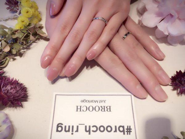 桜のデザインフォルムがイメージにぴったりでした!