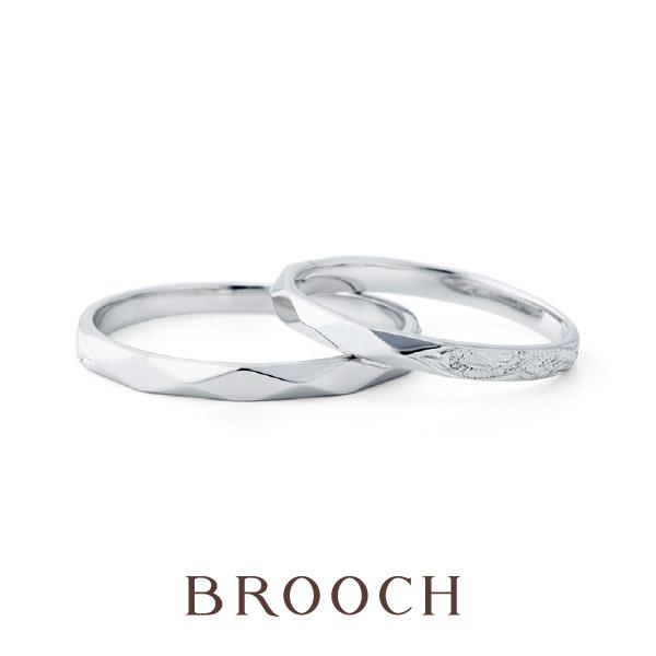 新潟でハワイアンジュエリーのかわいい結婚指輪を探すならPrivateBeachプライベートビーチBROOCHブローチ